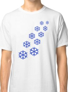 Snowflakes Classic T-Shirt