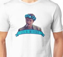 augustus waters - metaphor Unisex T-Shirt