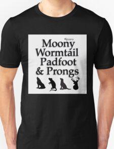 Marauders Harry Potter design T-Shirt