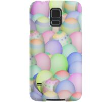 Pastel Colored Easter Eggs Samsung Galaxy Case/Skin
