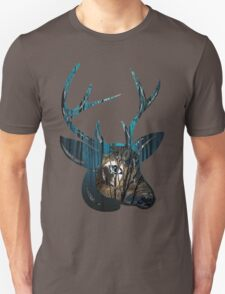 Night, Night Deer. T-Shirt