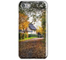 Farm Cottage iPhone Case/Skin