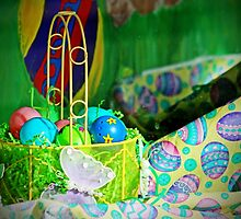 Easter Display by Cynthia48