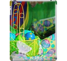 Easter Display iPad Case/Skin