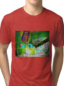 Easter Display Tri-blend T-Shirt