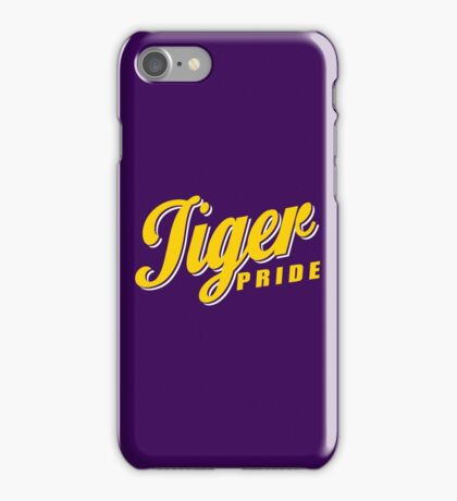 Tiger Pride! 3 iPhone Case/Skin