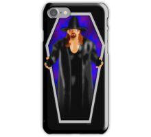 The Undertaker - Coffin iPhone Case/Skin