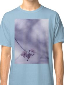 Tree blossom flowers on spring day in Spain Hasselblad square medium format film analogue photography Classic T-Shirt