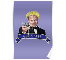 Gatsby - old sport Poster