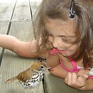 Learning About Birds Up Close and Personal  by clizzio