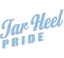 Tar Heel Pride! Photographic Print