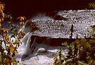 Root Beer Falls, Hay River NWT by Allen Lucas
