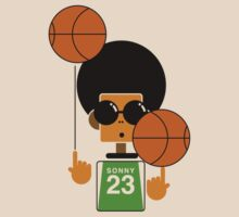 Sonny Love Basketball by Dentanarts