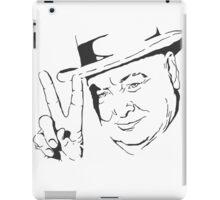 Churchill - V for Victory   iPad Case/Skin