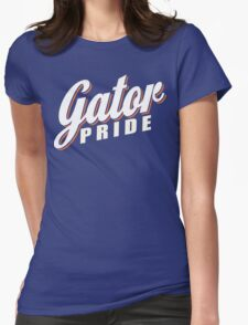 Gator Pride! Womens Fitted T-Shirt