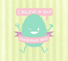 Encourage Mint by ravefirell