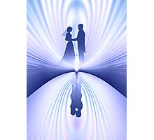 Wedding Couple Photographic Print