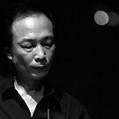 Zen monk? He sent the audience wild! by richardseah
