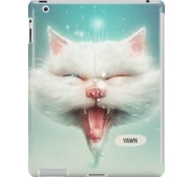 The Water Kitty iPad Case/Skin