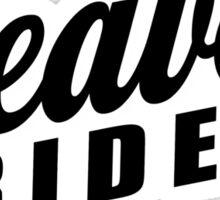 Beaver Pride! Sticker