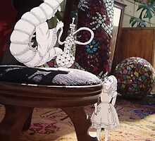 Alice and the Caterpillar by SusanSanford
