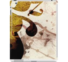Typography Beauty iPad Case/Skin