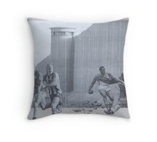 If Only......The Escape from Israeli Apartheid (2008) Throw Pillow