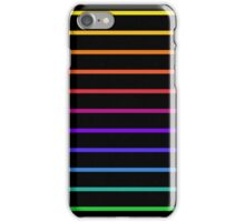 Taste The Rainbow iPhone Case/Skin