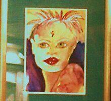Urban Tribeswomen 1 by scrip50