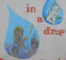 What's in a drop - Everything by scrip50