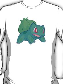 Go! Bulbasaur! (simple version) T-Shirt