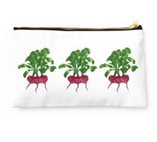 Beets, Beets and more Beets Studio Pouch