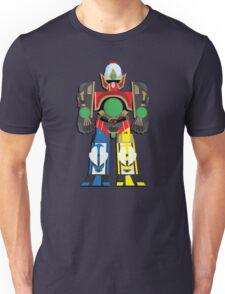 Mega-Servo Thunderzord Unisex T-Shirt