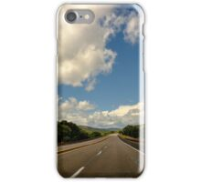 New Mexico USA Road & Sky iPhone Case/Skin