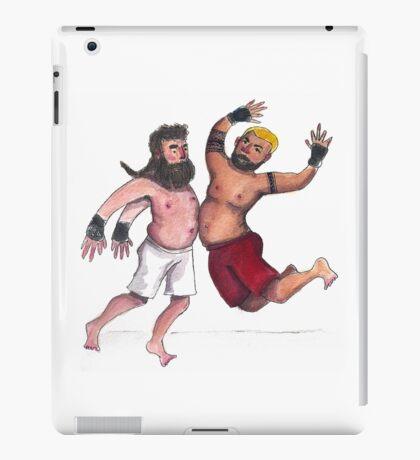 Friend Don't Touch Gloves... iPad Case/Skin