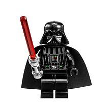 Lego Darth Vader by plasticham