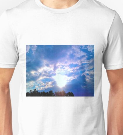 BLUE SUNSHINE Unisex T-Shirt
