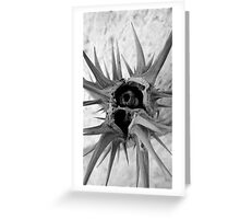 Thorn TRES Greeting Card