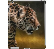 Who Goes There iPad Case/Skin