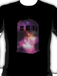 Space Tardis T-Shirt