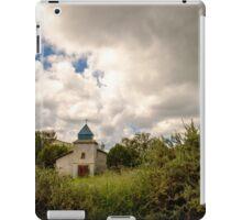 Old church in mountains iPad Case/Skin