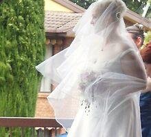 A Beautiful Bride by Lathecreator