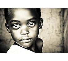 Yawo Boy Photographic Print