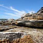 Mahon Pool Steps, North Marouba by ClaireRose