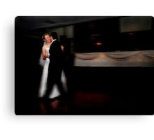 Dance of Love Canvas Print