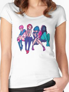 TNT LJdP Women's Fitted Scoop T-Shirt