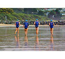 Lorne SLSC surf carnival Feb 2009 (4) Photographic Print