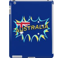 Ausralian Flag iPad Case/Skin