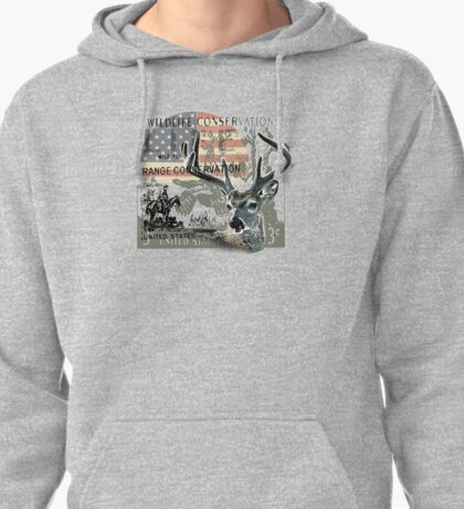 conservation Pullover Hoodie