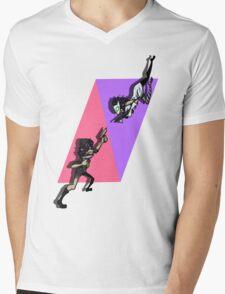 FIGHT! Mens V-Neck T-Shirt